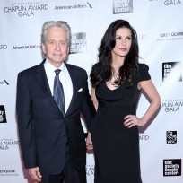 Michael douglas and catherine zeta jones 25 years