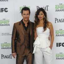 Matthew mcconaughey and camila alves 14 years
