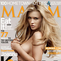 Joanna Krupa: Nude for Maxim