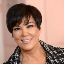 Kris jenner up close