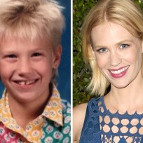 January Jones Kid Photo