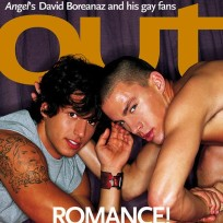 Channing Tatum OUT Magazine Cover