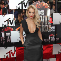 Rita Ora at MTV Movie Awards