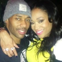 Mimi Faust and Nikko Smith Picture