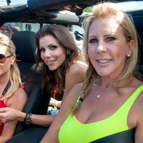 Vicki, Tamra, and Heather Hit Hawaii