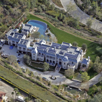 Tom Brady and Gisele Bundchen's Mansion