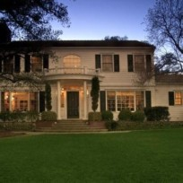 Vince vaughns house
