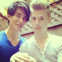 Justin jedlica human ken and friend