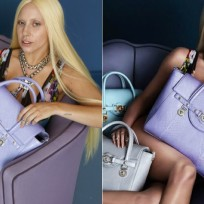 Lady Gaga Before Photoshop