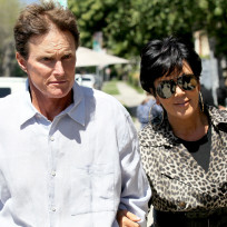 Bruce and Kris Jenner Image
