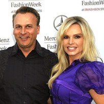 Tamra and Simon Barney