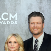 Blake-shelton-and-miranda-lambert-red-carpet