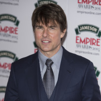 Tom cruise red carpet image