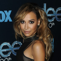 Naya Rivera Red Carpet Image