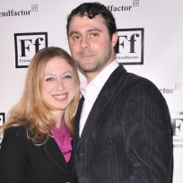Chelsea clinton husband marc mezvinsky