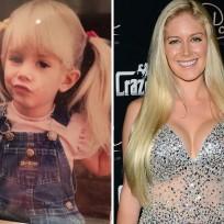 Heidi montag as a kid