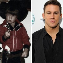 Channing Tatum as a Kid