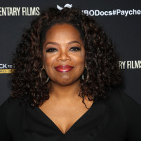 Oprah Red Carpet Image