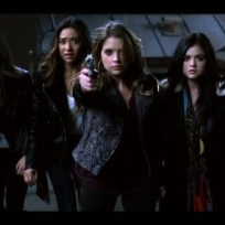 Danger for the pretty little liars