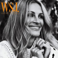 Julia Roberts WSJ Magazine Cover