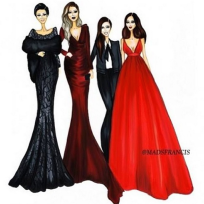 Kardashians Artwork
