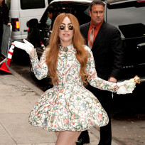 Lady Gaga NYC Photo