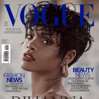 Rihanna Vogue Brazil Cover