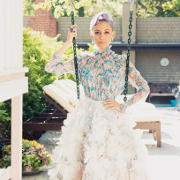 Nicole richie swing photo