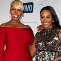 NeNe and Cynthia
