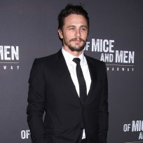 James franco red carpet image