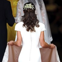 Does Pippa Middleton pad her backside?