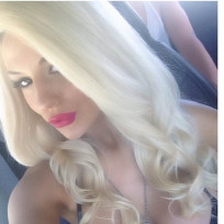 Courtney Stodden Cleavage Image