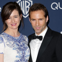 Emily Mortimer and Alissandro Nivola Photo