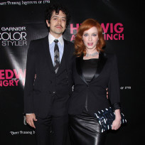 Geoffrey-arend-and-christina-hendricks-photo