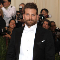 Bradley Cooper at the MET Gala