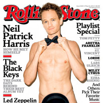 Neil Patrick Harris: Nude For Rolling Stone