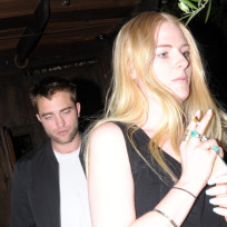 Imogen Ker and Robert Pattinson Photos