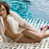 Paula Patton in Vanity Fair