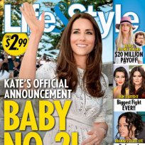 Kate Middleton: Baby Number 2!