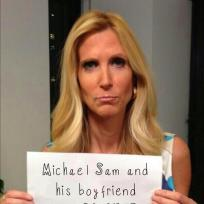 Ann coulter michael sam so cute