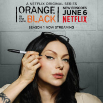 Orange is the new black poster alex
