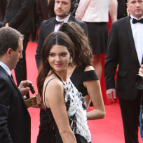 Kendall Jenner: Cannes 2014