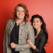 Jena irene and caleb johnson