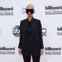 Amber Rose at the Billboard Music Awards