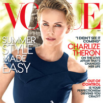 Charlize theron vogue photo