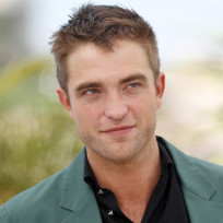 Robert Pattinson Cannes Photo