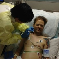Deryck Whibley in the Hospital
