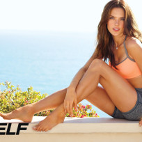 Alessandra ambrosio self photo