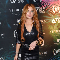 Lindsay Lohan: Hot on the Red Carpet