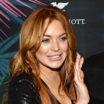Lindsay Lohan: Looking Good at Cannes!